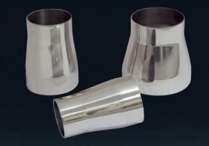Aluminum Transition Pipe